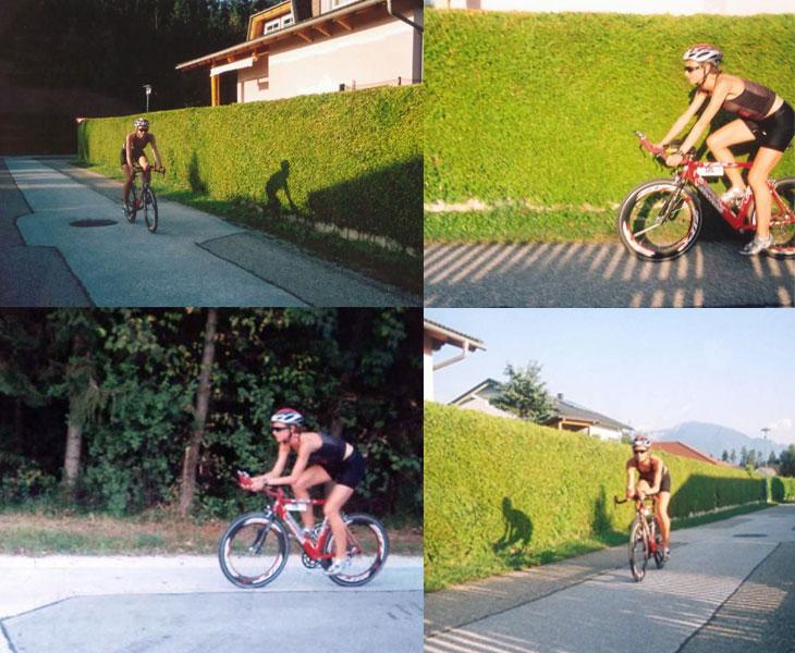 Klagenfurt Bike Training