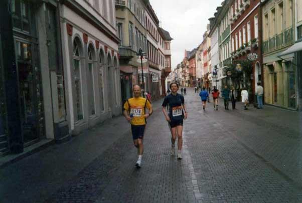 Heidelberg Halfmarathon